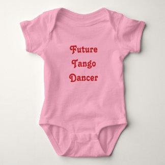 Future Tango Dancer Baby Bodysuit