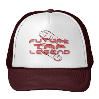 Future Tap Legend Trucker Hat