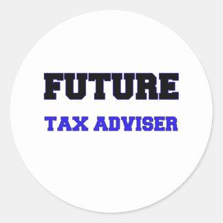 Future Tax Adviser Sticker