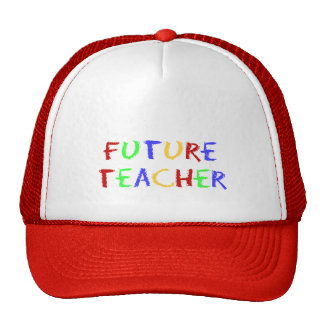 Future Teacher Gift Trucker Hat