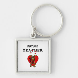 Future Teacher Keychain