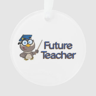 Future Teacher Ornament