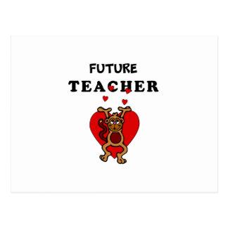 Future Teacher Post Card