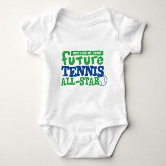 Future Tennis All Star - Boy Infant Creeper