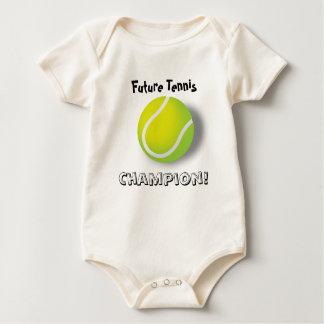 Future Tennis Champion! Baby Bodysuit