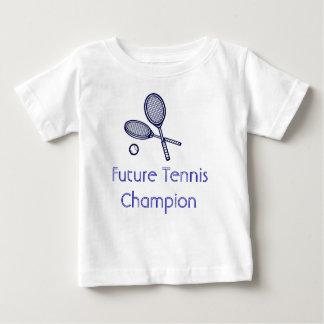Future Tennis Champion Tees