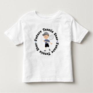 Future Tennis Star Boys Shirt