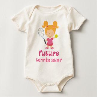 Future Tennis Star (Player) Romper