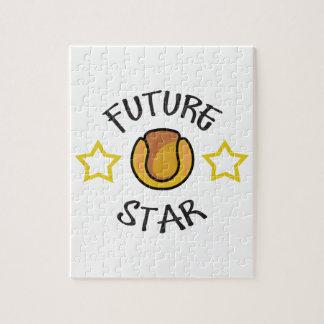 FUTURE TENNIS STAR PUZZLES