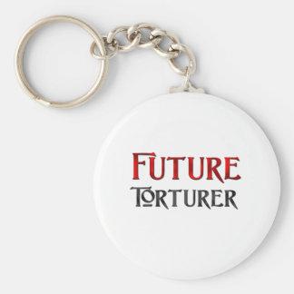 Future Torturer Keychains