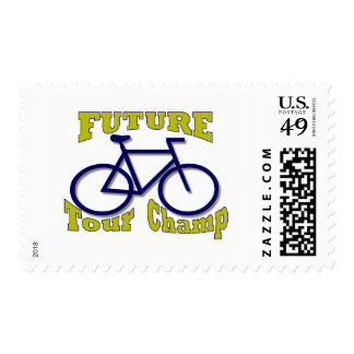 Future Tour Champ Postage Stamps