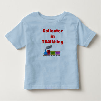 Future Train Collector Toddler T-shirt