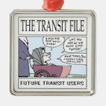 Future Transit User gifts Christmas Ornaments