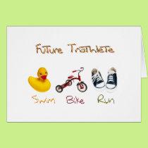 Future Triathlete Card