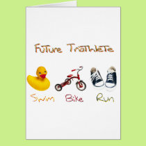 Future Triathlete Card