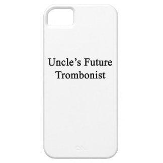 Future Trombonist de tío iPhone 5 Carcasas