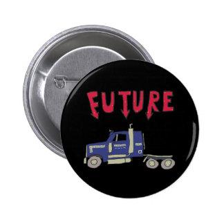 Future Trucker Button