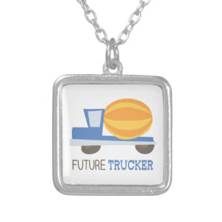 Future Trucker Custom Necklace