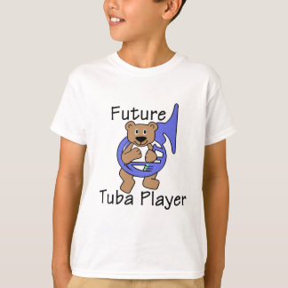 Future Tuba Player/ Bear T-Shirt