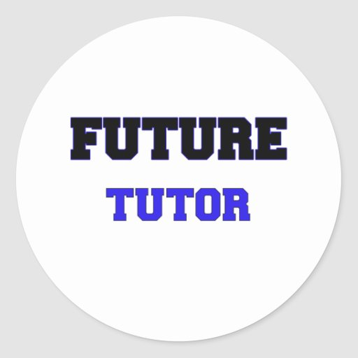 Future Tutor Sticker