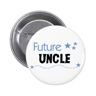 Future Uncle 2 Inch Round Button