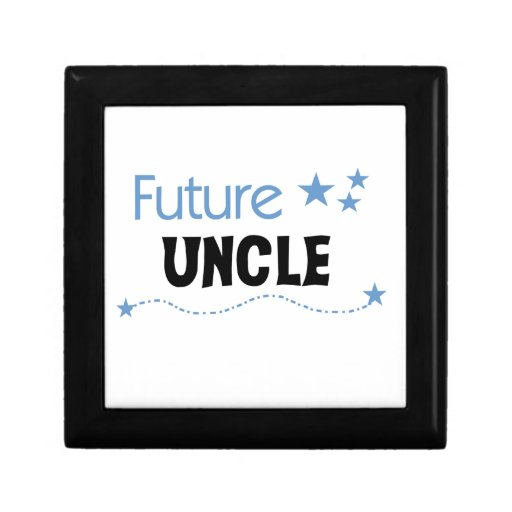 Future Uncle Gifts Jewelry Boxes