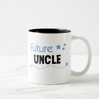 Future Uncle Two-Tone Coffee Mug