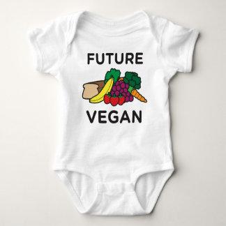 Future Vegan Baby Bodysuit