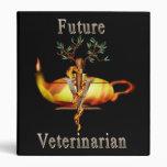 Future Veterinarian 3 Ring Binder