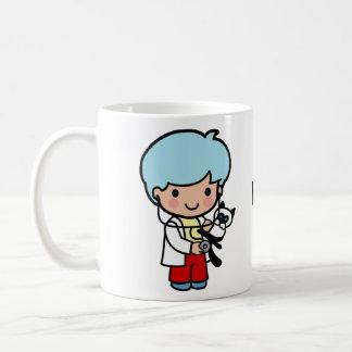 Future Veterinarian Classic White Coffee Mug