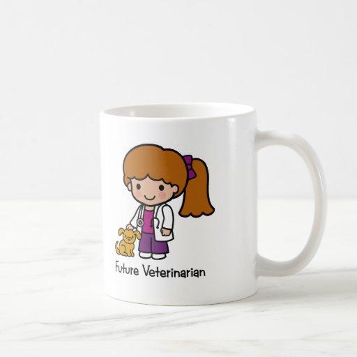 Future Veterinarian - Girl Coffee Mug