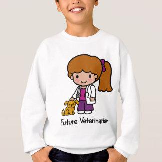 Future Veterinarian - Girl Sweatshirt