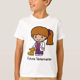 Future Veterinarian - Girl T-Shirt