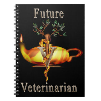 Future Veterinarian Notebook