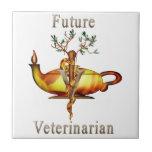 Future Veterinarian Tiles