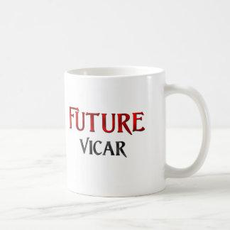 Future Vicar Coffee Mugs