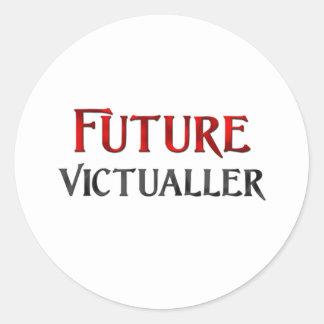 Future Victualler Stickers