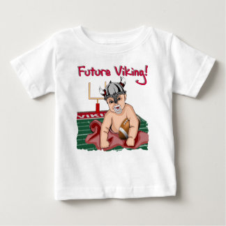 Future Viking Baby Baby T-Shirt