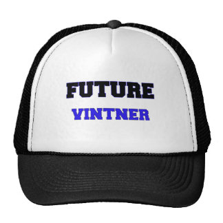 Future Vintner Mesh Hats