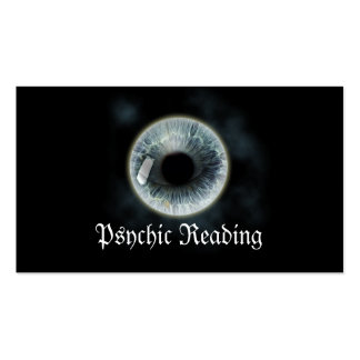 Future Vision Psychic Reading Business Card