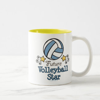 Future Volleyball Star Mug