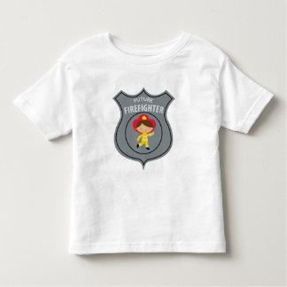 Future Volunteer (Firefighter) Toddler T-shirt