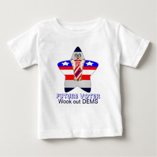 Future Voter Baby T-Shirt