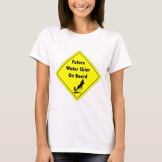 Future Water Skier On Board T-Shirt