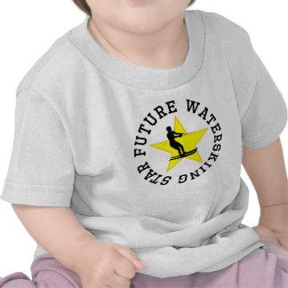 Future Waterskiing Star Tshirt