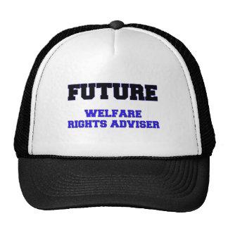 Future Welfare Rights Adviser Mesh Hats