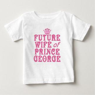 Future Wife of Prince George Shirt