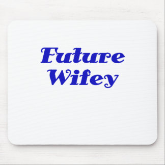Future Wifey Mouse Pad