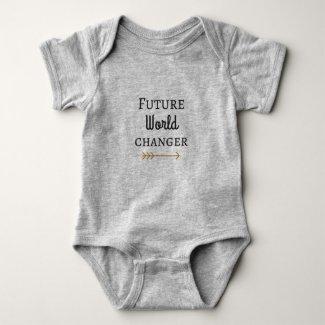 Future World Changer Baby Bodysuit