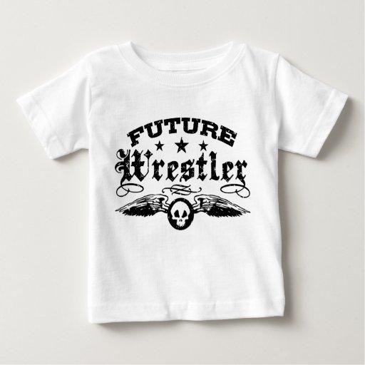 Future Wrestler Shirt